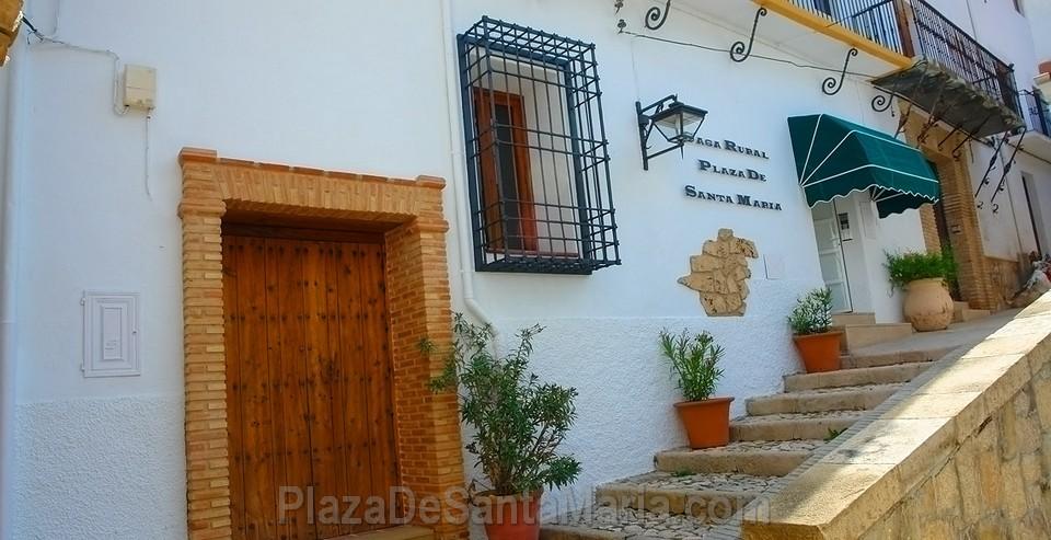 Casa Rural Plaza de Santa María